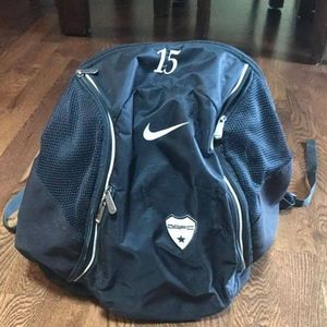NIKE BACKPACK BLACK